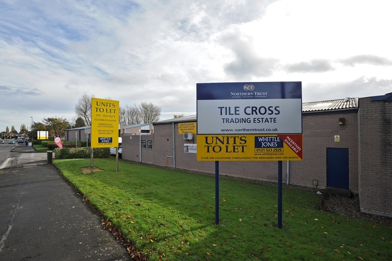 Tile Cross Trading Estate  - Industrial Unit To Let - Tile Cross Trading Estate, Marston Green
