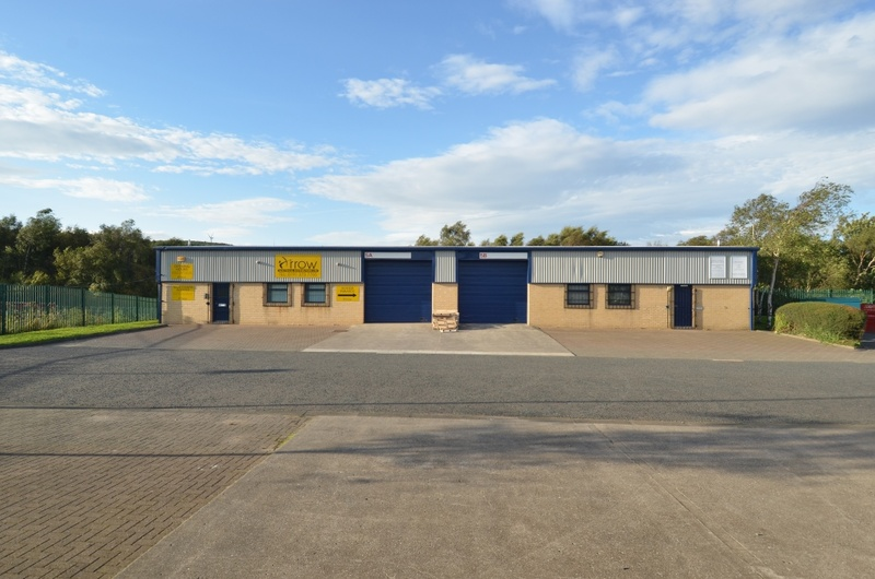 Riverside Industrial Estate  - Workshop Units