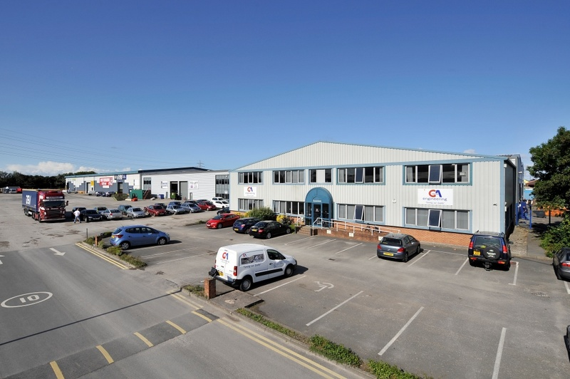 Southgate Trade Park  - Industrial Unit To Let- Southgate Trade Park, Morecombe