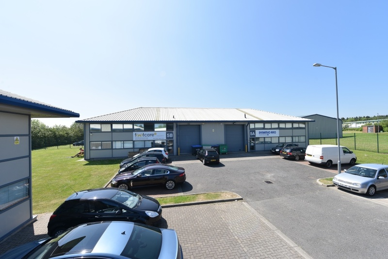 Seaham Grange Industrial Estate  - Industrial Units