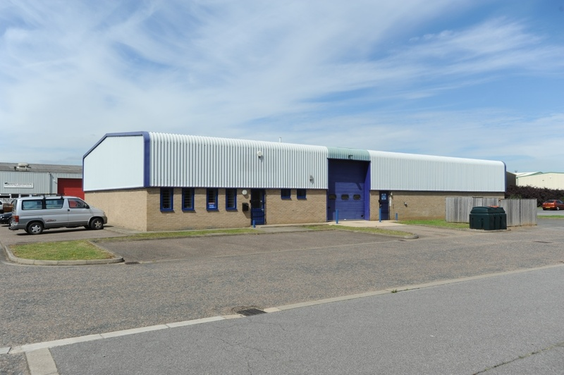 Heapham Road Industrial Estate