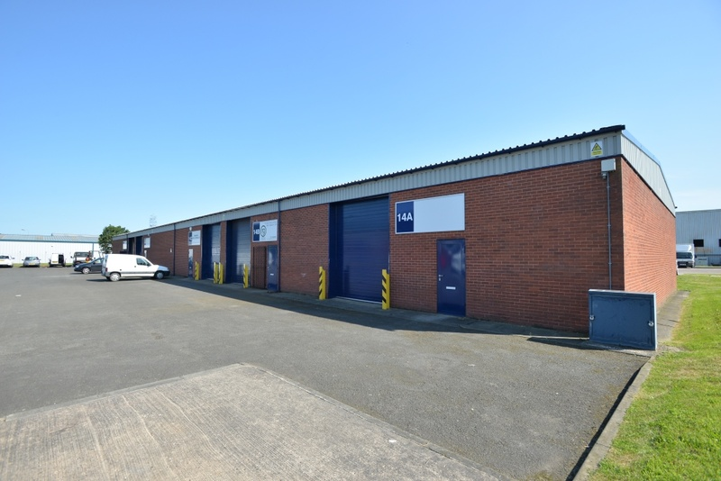 Nelson Park Industrial Estate - Atley Way