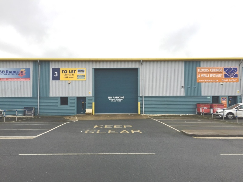 Newport South Business Park - Unit 3