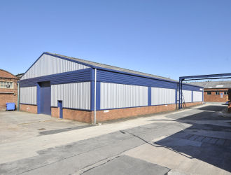 East Tame Business Park - Phase 4