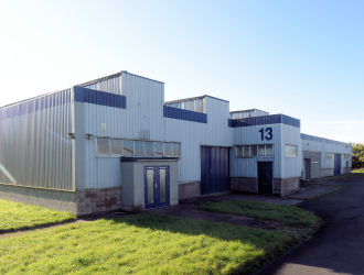 Solway Industrial Estate - Unit 13  - Industrial Units