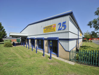 Unit 25 Nelson Park Industrial Estate
