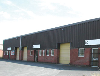 Devonshire Road Industrial Estate
