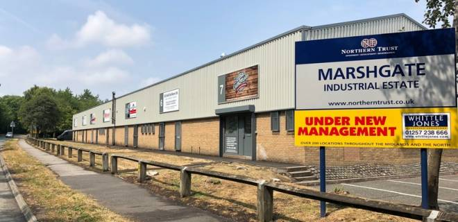 Industrial Unit To Let - Marshgate, Widnes