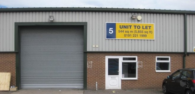 NEP Business Park Unit 5 - Industrial Units To Let Washington (3)