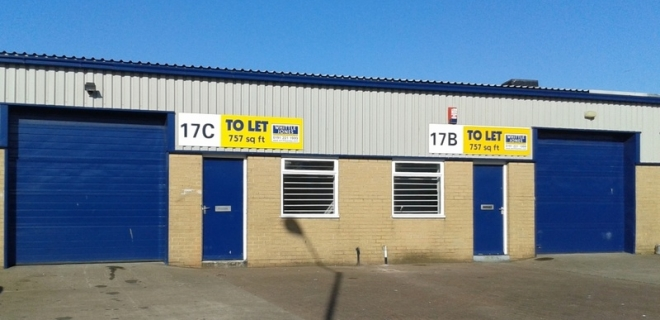 Industrial Unit  - Blyth Industrial Estate, Blyth