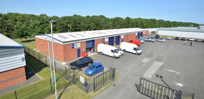 Industrial Unit To Let - Nelson Park Industrial Estate, Cramlington
