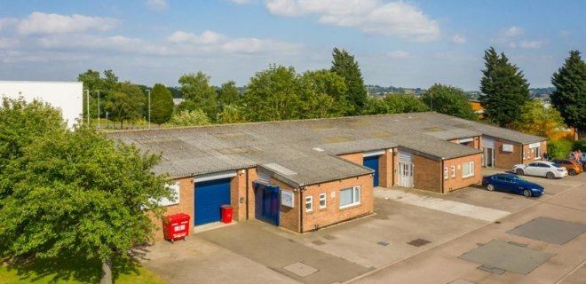Royal Oak Trading Estate Industrial Units To let (10)