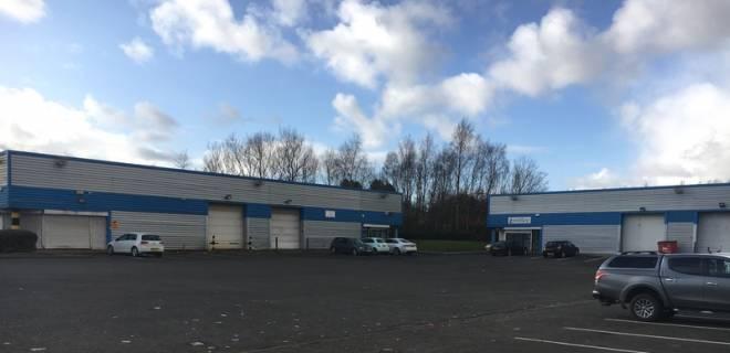 Whistleberry Park - Industrial Units To Let Hamilton (2)