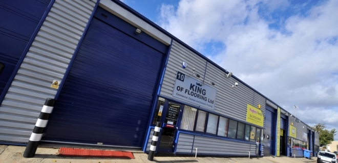Industrial Unit To let - St Davids Square Trade Park, Peterborough