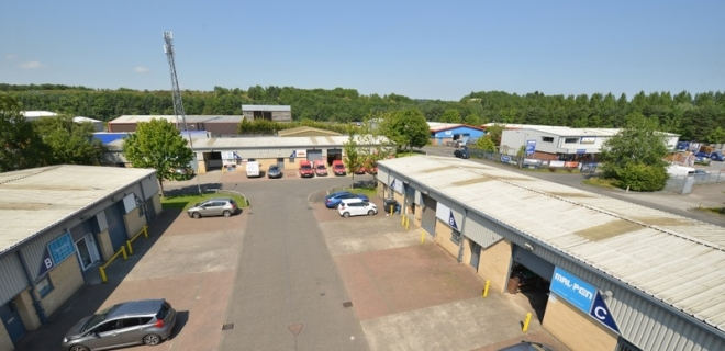Industrial Unit - Low Prudhoe Industrial Estate, Prudhoe
