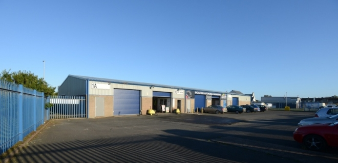 Industrial Unit - Glasson Industrial Estate, Maryport