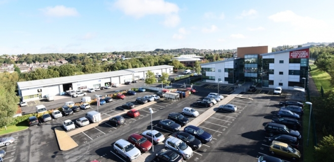 Keys Business Village  - Industrial Unit & Office Space To Let - Keys Business Village,Cannock