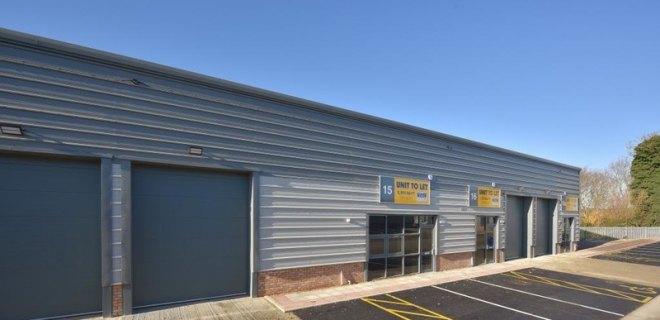 Leyland Trading Estate new development industrial units to let (7)