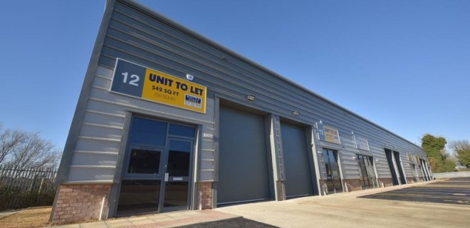 Leyland Trading Estate new development industrial units to let (8)