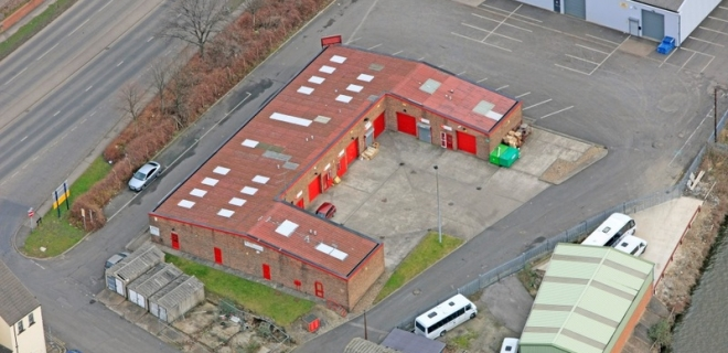 Industrial Unit To Let - Cliff Street, Mexborough