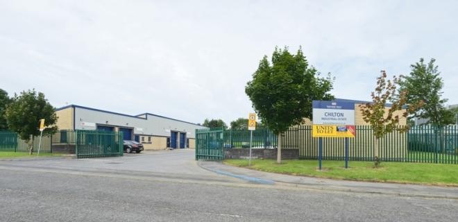 Industrial Unit To Let Chilton Industrial Estate Blocks