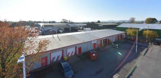 Lochside Industrial estate Units To let Dumfries (10)
