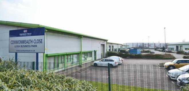 Industrial Estate To Let - Leigh Business Park, Leigh