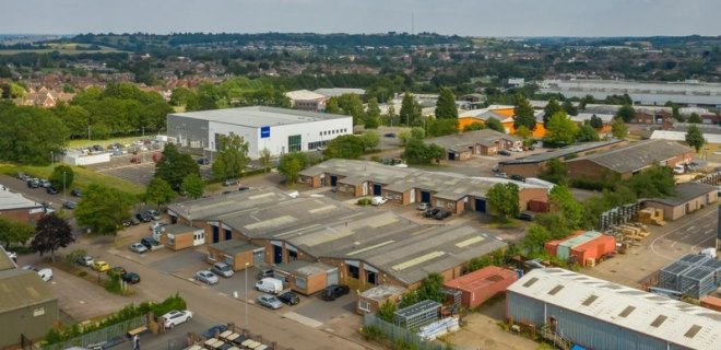 Royal Oak Trading Estate Industrial Units To let (4)