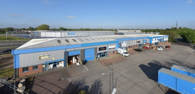 Industrial Unit - Raynesway Park, Derby