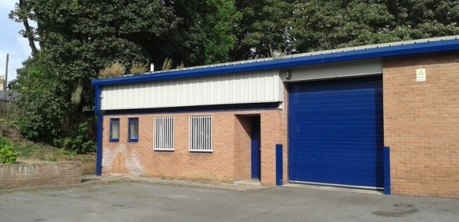 Stanhope Industrial Estate  - Industrial Units