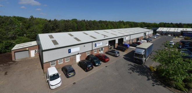 NEP Business Park Unit 5 - Industrial Units To Let Washington (4)