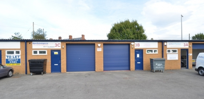 Castle Close Industrial Estate  - Industrial Unit To Let - Castle Close Industrial Estate, Crook