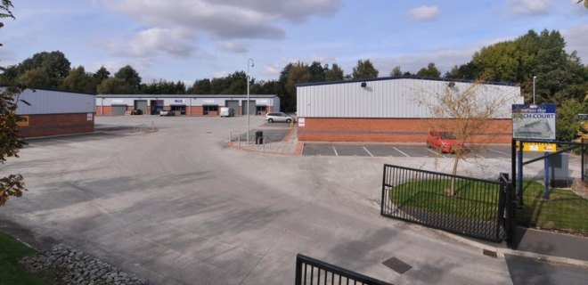 Birch Court Workshop Units To Let Warrington (3)