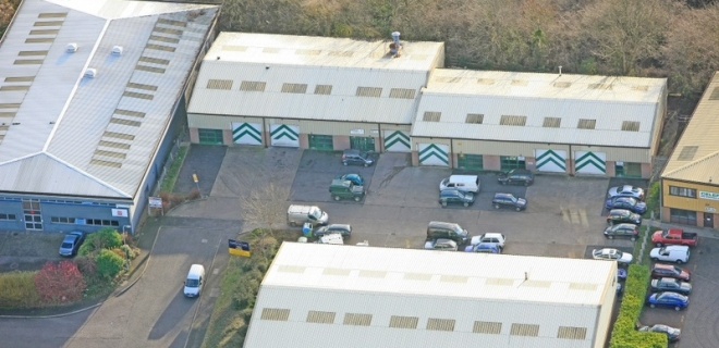 Industrial Unit - Barrington Court, Brackley