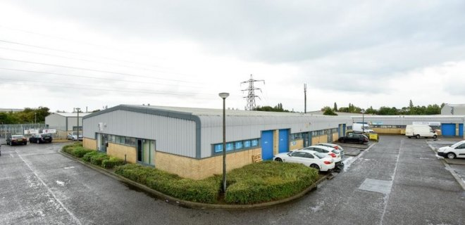 Wulfric Square Industrial Units To Let Peterborough (2)
