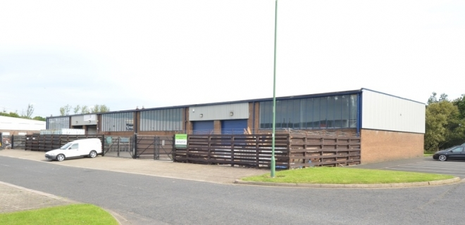 Leadgate Industrial Estate