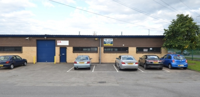 Industrial Unit To Let - Thornley Station Industrial Estate, Thornley Station