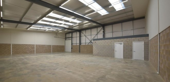 Leyland Trading Estate new development industrial units to let (14)