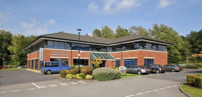 Ackhurst Business Park - Innovate @ Conway House  - Office  Unit To Let- Ackhurst Business Park, Chorley