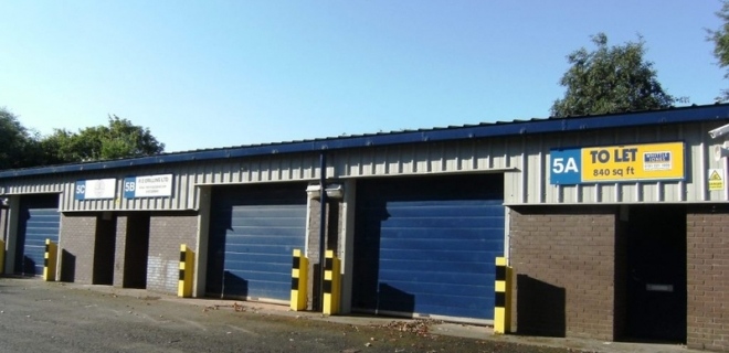 Willowtree Industrial Estate  - Industrial Unit To Let - Willowtree Industrial Estate, Alnwick