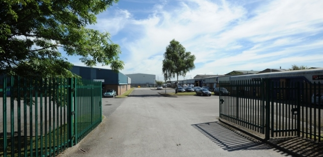 Industrial Unit To Let - Coulman Street Industrial Estate, Thorne