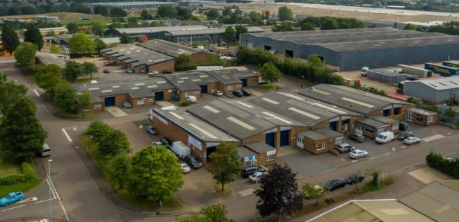 Royal Oak Trading Estate Industrial Units To let (5)