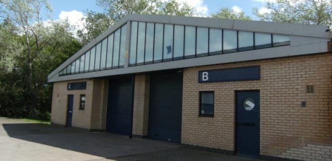 Industrial Unit To Let - Haltwhistle Industrial Estate, Haltwhistle