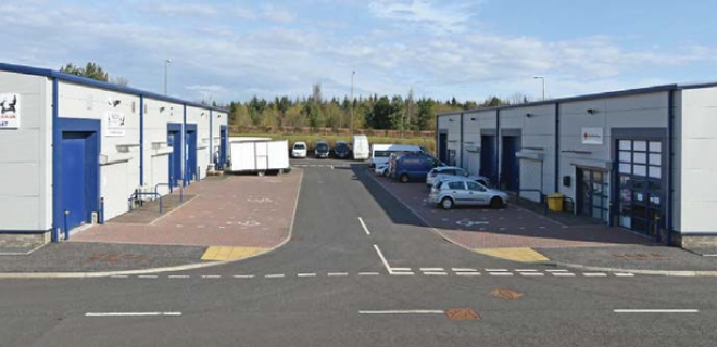 Eliburn Industrial Estate Livingston Industrial Units To Let (4)
