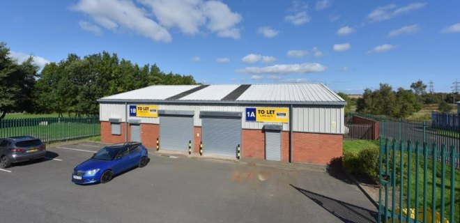 Industrial Unit To Let - South Hetton Industrial Estate, South Hetton