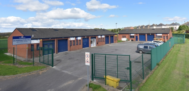 Quarrington Hill Industrial Estate  - Industrial Unit To Let - Quarrington Hill Industrial Estate, Quarrington Hill