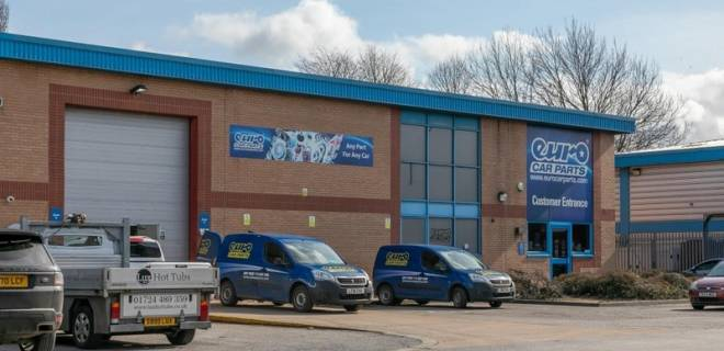Eastgate Park  - Industrial Unit To Let - Eastgate Park, Scunthorpe