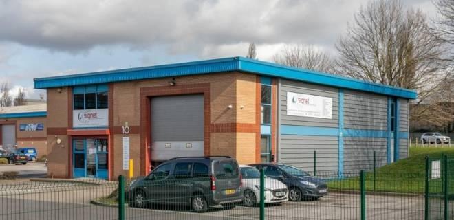 Eastgate Park Scunthorpe Industrial Units To Let (14)