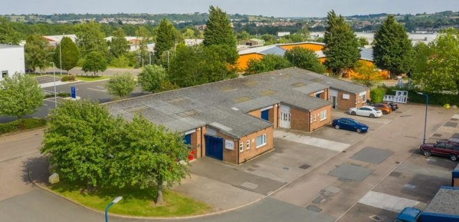 Royal Oak Trading Estate Industrial Units To let (9)