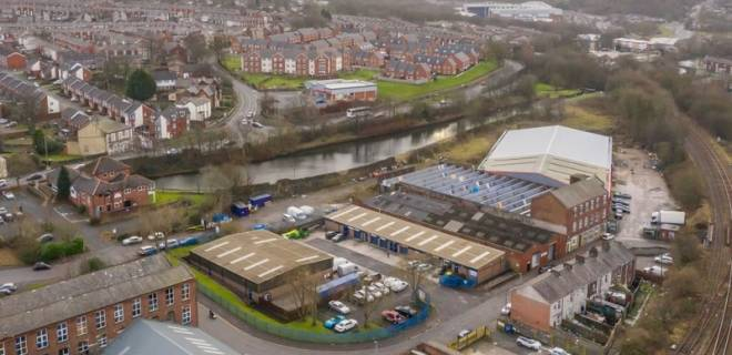 Moorings Close Industrial Estate - Units To Let (33)